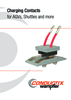 Charging Contacts for AGVs, Shuttles and more