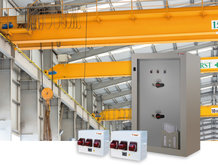 PowerGuard 0800. Intelligent Switch Solution for Safe Crane Maintenance Sections